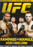 UFC 130: Rampage Vs. Hamill Movie