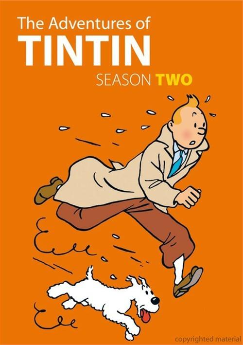 Adventures Of Tintin, The: Season Two Movie