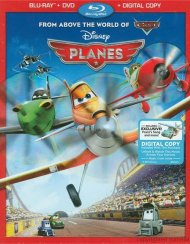 Planes (Blu-ray + DVD + Digital Copy) Blu-ray