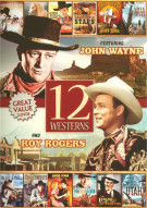 12 Movie Westerns Pack Movie