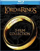 Lord of the Rings, The: Original Theatrical Trilogy Blu-ray