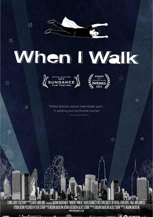 When I Walk Movie