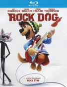 Rock Dog  (Blu-ray + DVD Combo + UltraViolet) Blu-ray