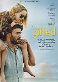 Gifted (DVD + Digital HD) Movie