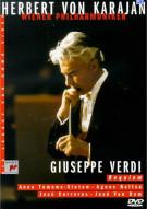 Karajan: Verdi - Requiem Movie