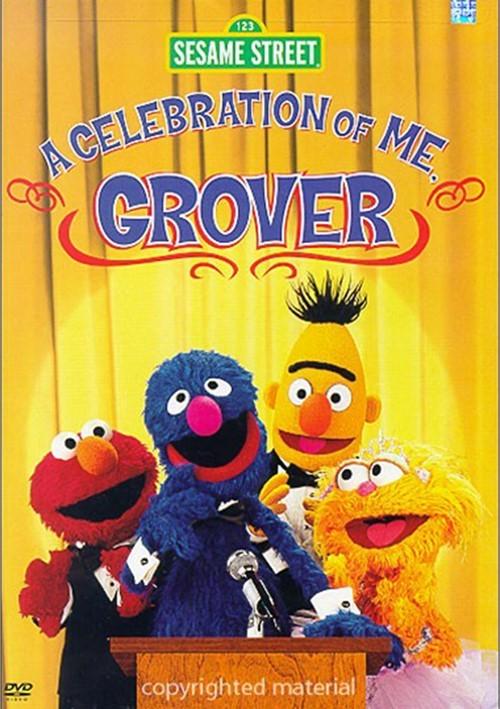 Sesame Street: A Celebration Of Me - Grover Movie