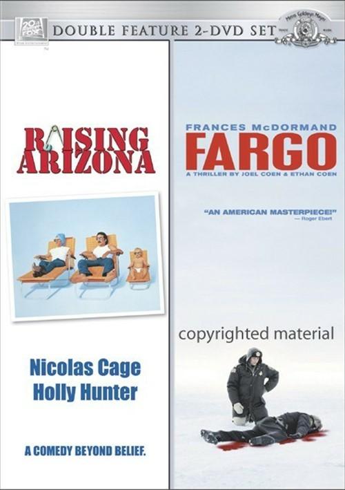 Raising Arizona / Fargo (Double Feature) Movie