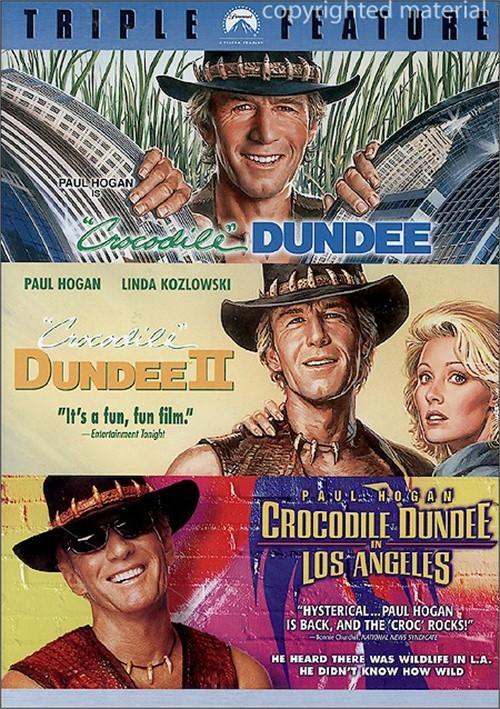 Crocodile Dundee Triple Feature, The Movie