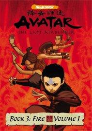 Avatar Book 3: Fire - Volume 1 Movie