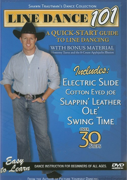 Line Dance 101: A Quick Start Guide To Line Dancing  Movie