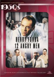 12 Angry Men (Decades Collection) Movie