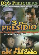3 De Presidio / La Muerte Del Palomo (Double Feature) Movie