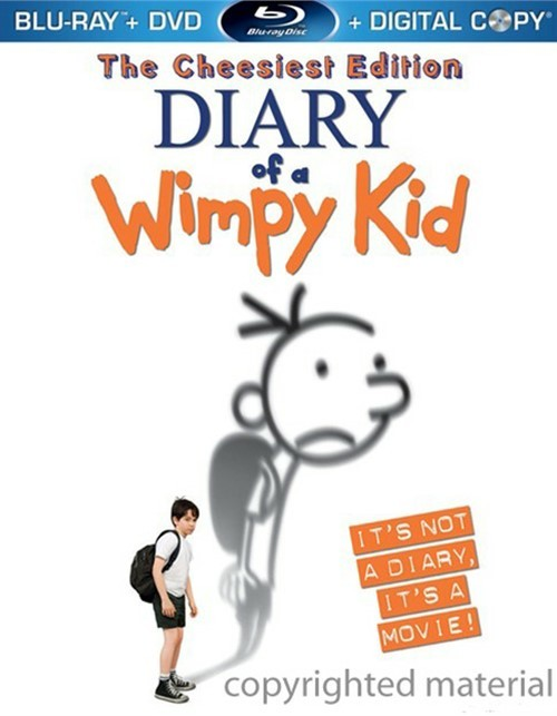Diary Of A Wimpy Kid Blu-ray