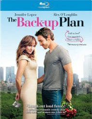 Back-Up Plan, The Blu-ray
