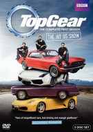 Top Gear USA: The Complete First Season Movie