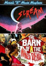 Marias B-Movie Mayhem: Scream / Barn Of The Naked Dead Movie
