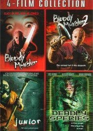 Bloody Murder/Bloody Murder 2/Junior/ Deadly Species Movie