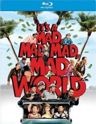 Its A Mad, Mad, Mad, Mad World Blu-ray