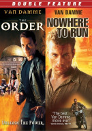 Jean-Claude Van Damme: The Order / Nowhere To Run (Double Feature) Movie