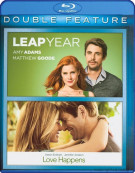 Leap Year / Love Happens (Double Feature) Blu-ray