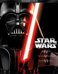 Star Wars Trilogy: Episodes IV - VI (Blu-ray + DVD Combo) Blu-ray
