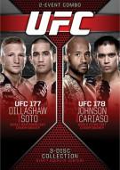 UFC 177: Dillashaw Vs. Soto / 178: Johnson Vs. Cariaso (Double Feature) Movie
