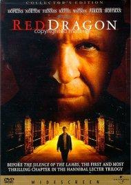Red Dragon Movie