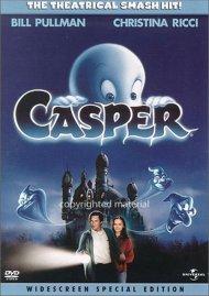 Casper (Widescreen) Movie