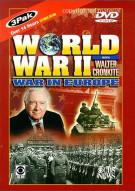 World War II With Walter Cronkite: War In Europe  (3 DVD Set) Movie