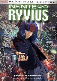 Infinite Ryvius: Volume 4 - Change Of Command Movie