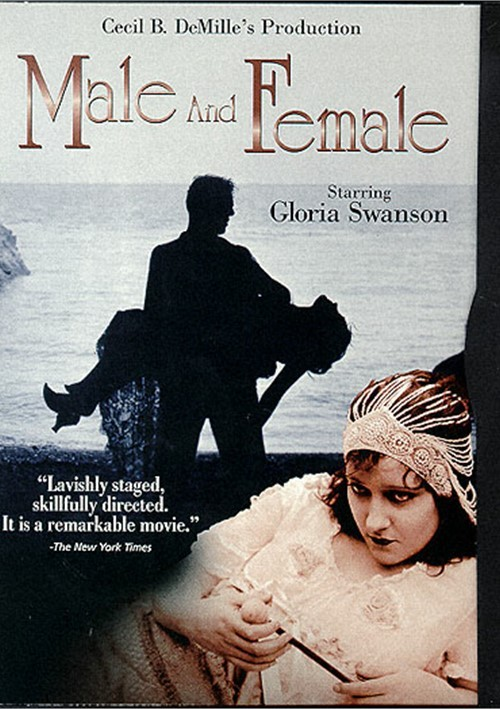 Male And Female (Silent) Movie