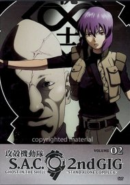 Ghost In The Shell: S.A.C. 2nd Gig Volume 2 Movie
