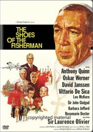 Shoes Of The Fisherman, The Movie