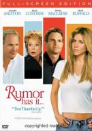 Rumor Has It... (Fullscreen) Movie
