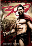 300 (Widescreen) Movie