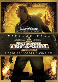 National Treasure: 2 Disc Collectors Edition Movie