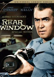 Rear Window: Universal Legacy Series Movie