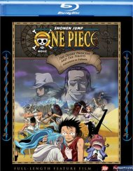 One Piece Movie: The Desert Princess And The Pirates Adventures In Alabasta Blu-ray