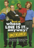 Best Of Whose Line Is It Anyway, The Movie