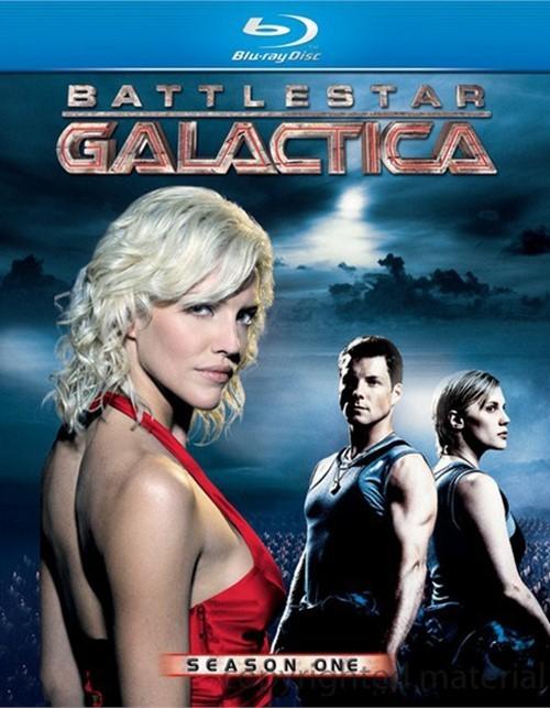 Battlestar Galactica (2004): Season 1 Blu-ray
