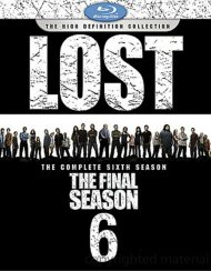 Lost: The Complete Sixth Season - The Final Season Blu-ray