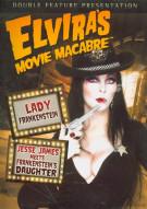 Elviras Movie Macabre: Lady Frankenstein / Jesse James Meets Frankensteins Daughter Movie