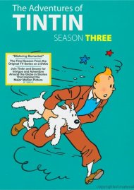 Adventures Of Tintin, The: Season Three Movie