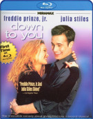 Down To You Blu-ray