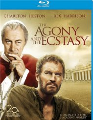 Agony And The Ecstasy, The Blu-ray