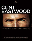 Clint Eastwood: The Universal Pictures 7-Movie Collection Blu-ray