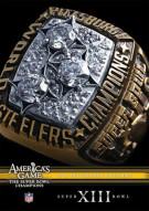 NFL Americas Game: 1978 Pittsburgh Steelers Super Bowl XIII Movie