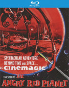 Angry Red Planet, The Blu-ray