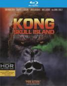 Kong: Skull Island (4K Ultra HD + Blu-ray + UltraViolet)  Blu-ray