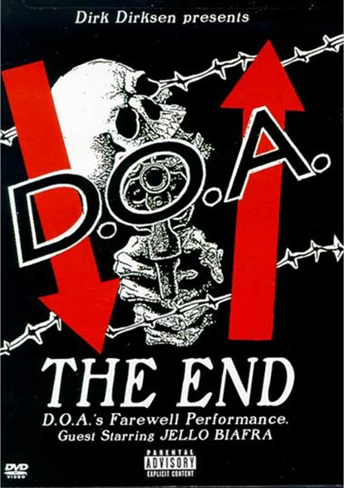 D.O.A.: The End Movie